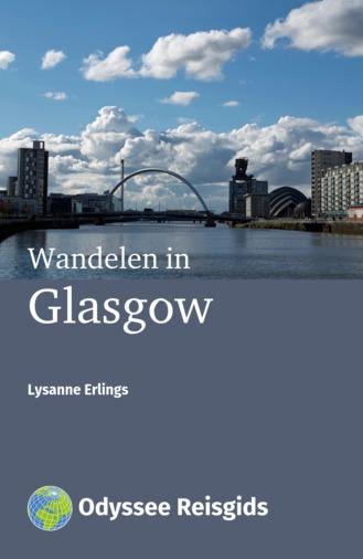 Wandelen in Glasgow | wandelgids 9789461230386 Lysanne Erlings Odyssee   Reisgidsen, Wandelgidsen Glasgow