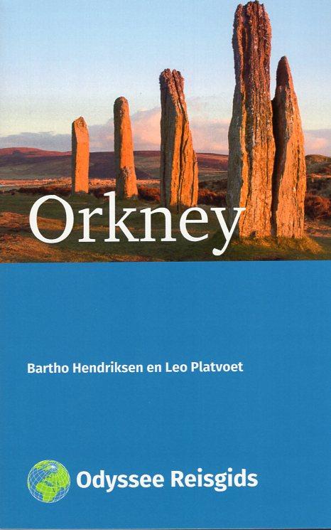 Orkney | reisgids 9789461230508 Bartho Hendriksen en Leo Platvoet Odyssee   Reisgidsen Shetland & Orkney