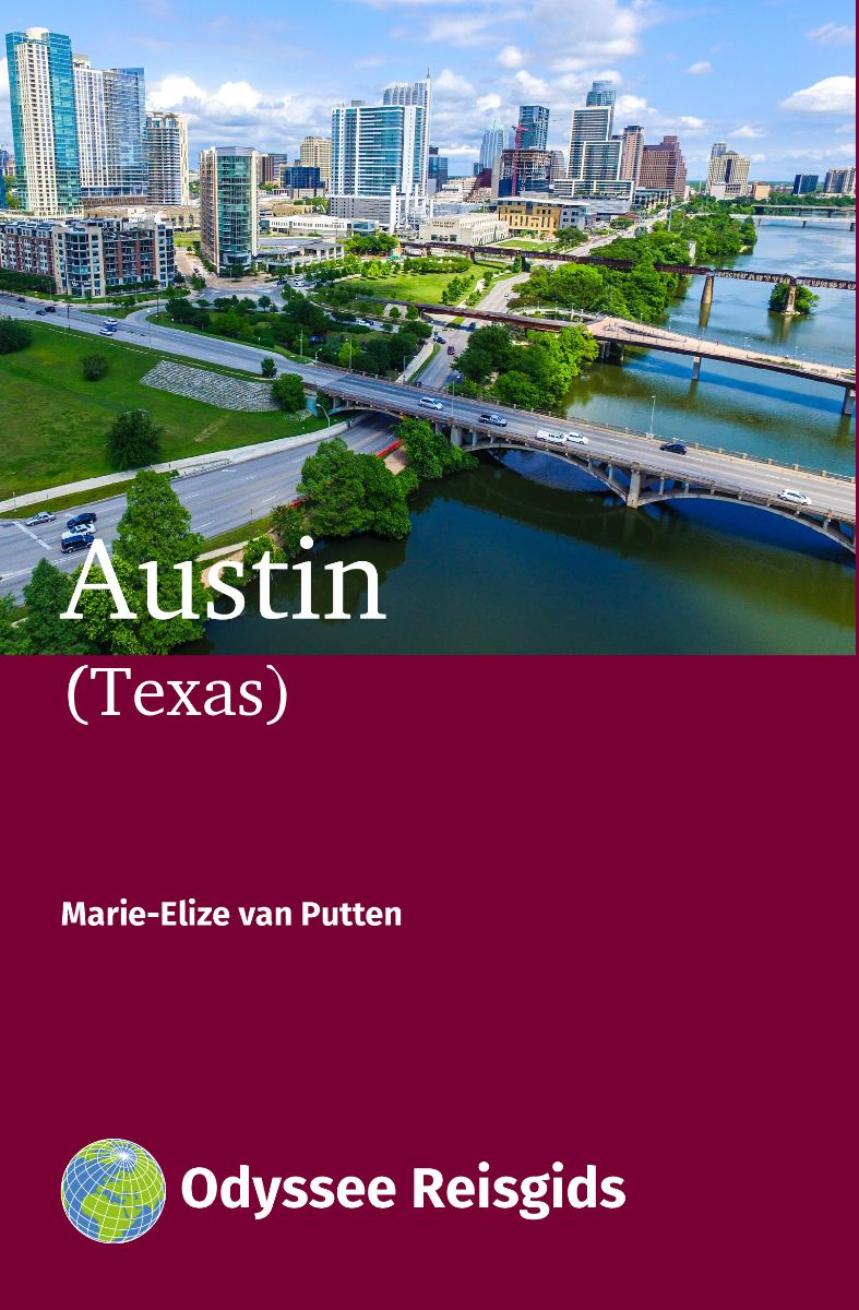 Austin | reisgids 9789461230560 Marie-Elize van Putten Odyssee   Reisgidsen Centrale VS – Zuid (Texas)