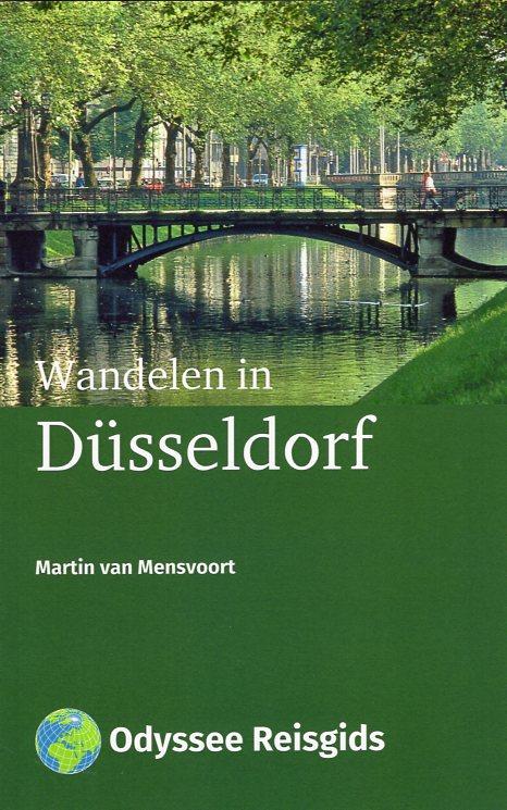 Wandelen in Düsseldorf | wandelgids 978946123232 Martin van Mensvoort Odyssee   Reisgidsen, Wandelgidsen Düsseldorf, Wuppertal & Bergisches Land