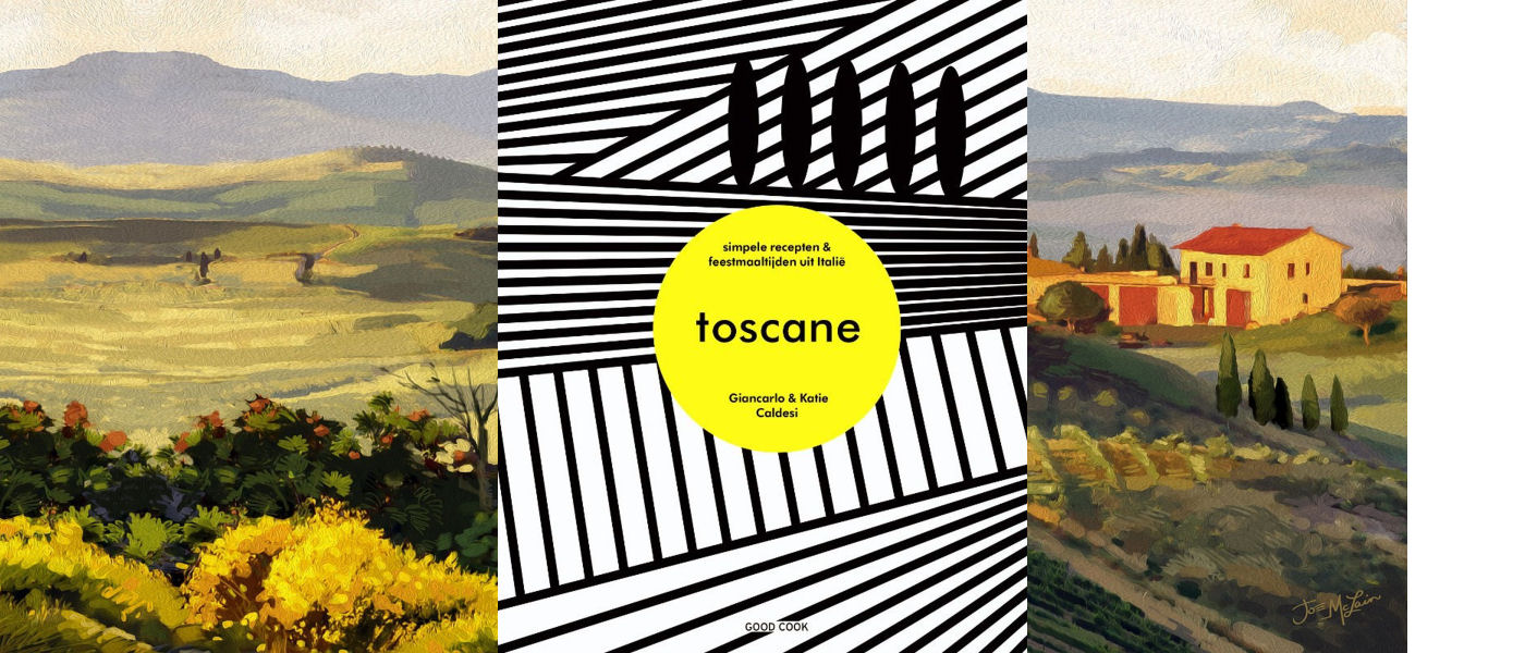 Toscane | kookboek 9789461431875  Good Cook Publishing   Culinaire reisgidsen Toscane, Florence
