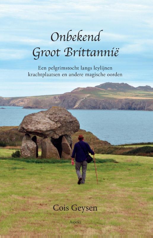Onbekend Groot-Brittannië 9789461538758 Cois Geysen Aspekt   Reisgidsen Groot-Brittannië