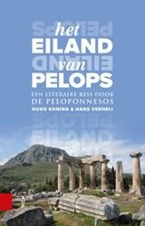 Het eiland van Pelops | Hugo Koning 9789462985780 Hugo Koning Amsterdam University Press   Historische reisgidsen, Landeninformatie Peloponnesos