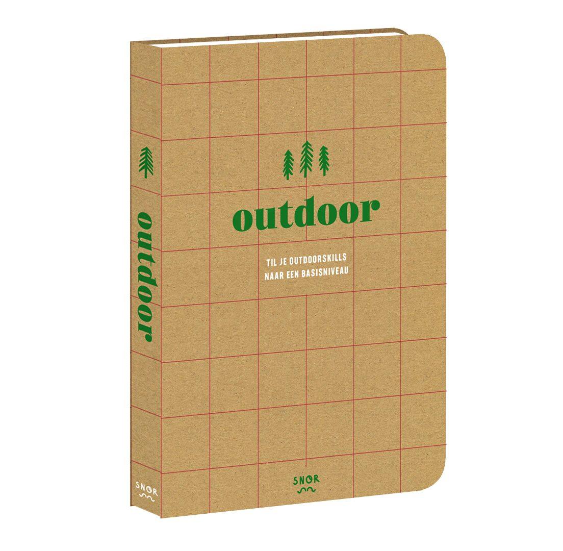 OUTDOOR 9789463140409  Snor Outdoor reeks  Cadeau-artikelen, Campinggidsen, Kinderboeken Reisinformatie algemeen
