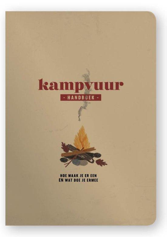 Kampvuur | handboek 9789463140577 Gerard Janssen Snor Outdoor reeks  Campinggidsen Reisinformatie algemeen