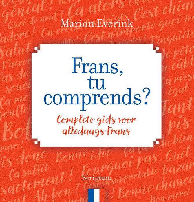 Frans, tu comprends? | taalgids 9789463190732 Marion Everink Scriptum   Taalgidsen en Woordenboeken Frankrijk