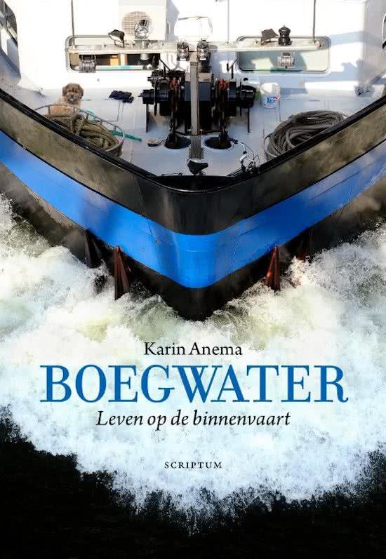 Boegwater | Karin Anema 9789463190855 Karin Anema Scriptum   Watersportboeken Nederland