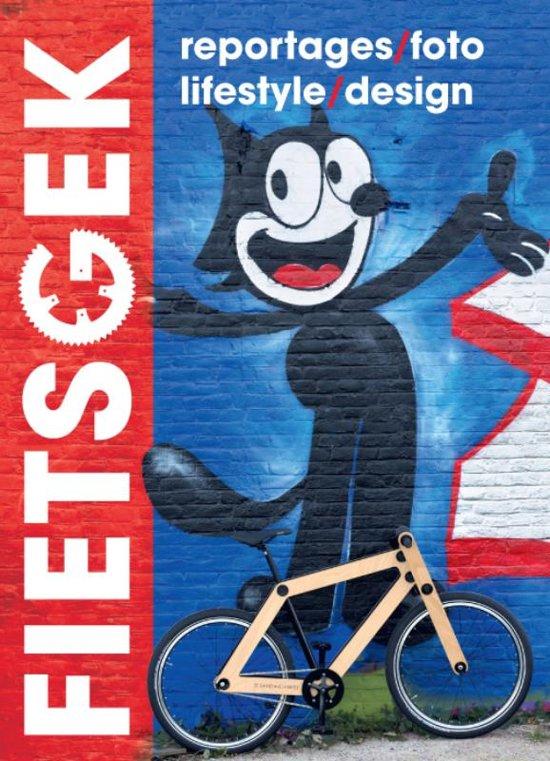 Fietsgek | reportages, foto, lifestyle, design 9789463191395 Peter de Lange Scriptum   Fietsgidsen Nederland