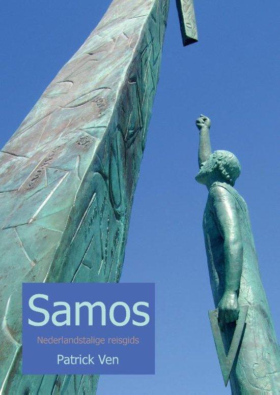 Samos | reisgids 9789463453714  Dendro   Reisgidsen Egeïsche Eilanden