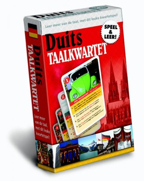 Taalkwartet Duits 9789491263019  Scala Taalkwartetten  Taalgidsen en Woordenboeken Duitsland
