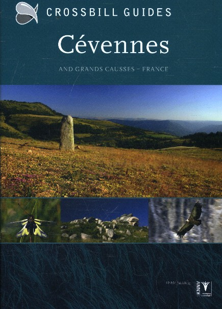 Cévennes and Grands Causses | natuurreisgids 9789491648052  Crossbill Guides Foundation / KNNV Nature Guides  Natuurgidsen Cevennen, Languedoc