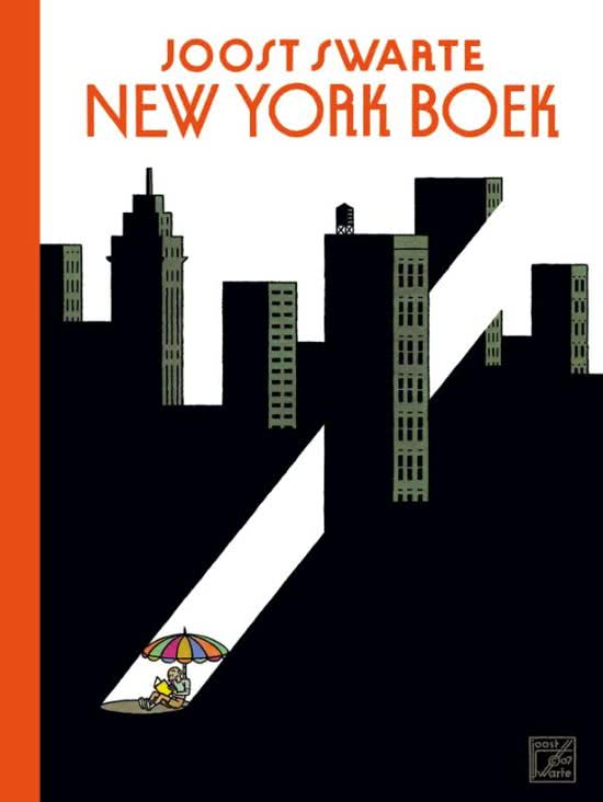 New York boek | Joost Swarte 9789492117595  Scratchbooks   Fotoboeken New York, Pennsylvania, Washington DC
