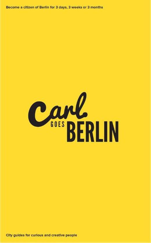 Carl Goes Berlin 9789492181008  Drake Shake   Reisgidsen Berlijn