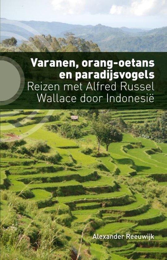 Varanen, orang-oetans en paradijsvogels | Alexander Reeuwijk 9789492190758 Alexander Reeuwijk Kleine Uil   Historische reisgidsen, Landeninformatie, Reisverhalen Indonesië