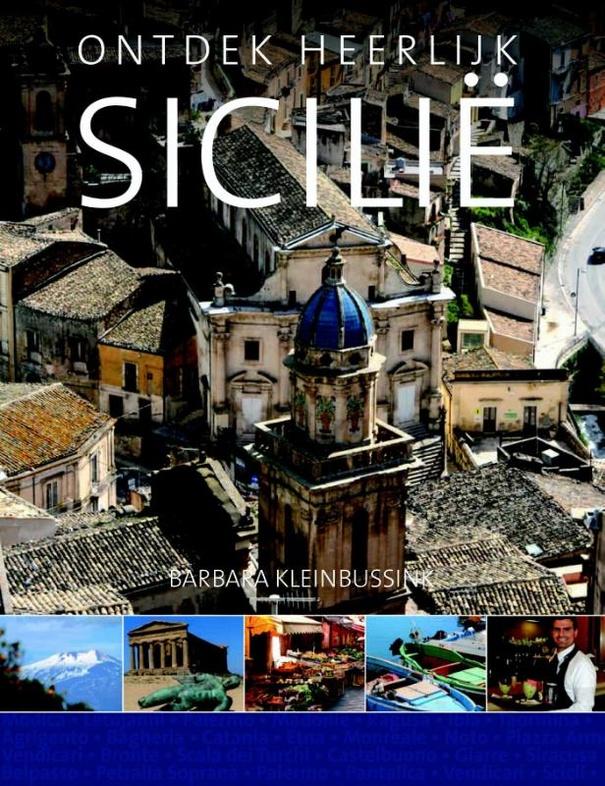 Ontdek heerlijk Sicilië 9789492199539  Edicola   Culinaire reisgidsen, Reisgidsen Sicilië