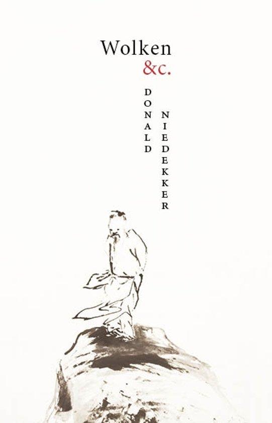 Wolken &c. | literaire roman van Donald Niedekker 9789492313522 Donald Niedekker Koppernik   Reisverhalen Europa