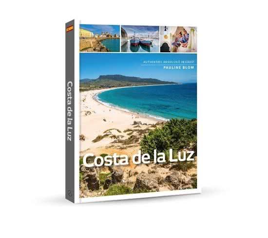 Costa de la Luz 9789492500212  Edicola   Reisgidsen Andalusië