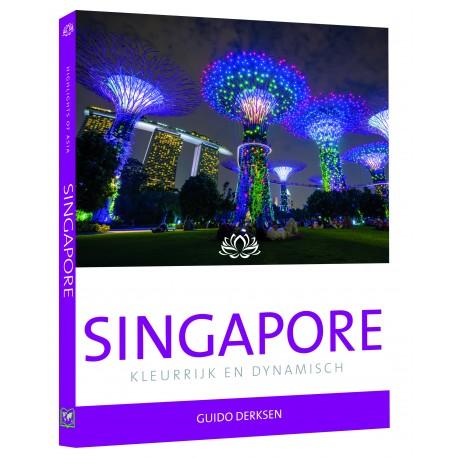 Singapore 9789492920393 Guido Derksen Edicola   Reisgidsen Singapore