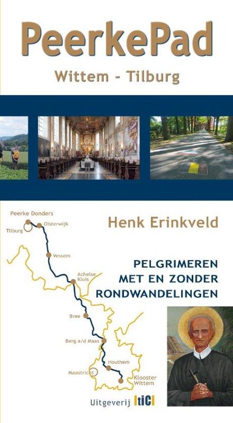 PeerkePad, | wandelgids 9789493048003  TIC   Meerdaagse wandelroutes, Wandelgidsen Zuid Nederland