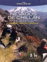 Nevados de Chillan  1:50.000 9789568925109  Viachile Editores Trekking Maps  Wandelkaarten Chili, Argentinië, Patagonië