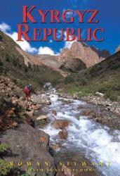 Kyrgyz Republic (reisgids Kirgizstan, Kirgizië, Kyrgyzstan) 9789622177918  Odyssey   Reisgidsen Centraal-Aziatische republieken (Kazachstan, Uzbekistan, Turkmenistan, Kyrgysztan, Tadjikistan)