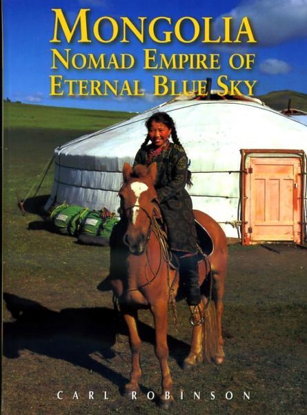 Mongolia 9789622178083  Odyssey   Reisgidsen Mongolië