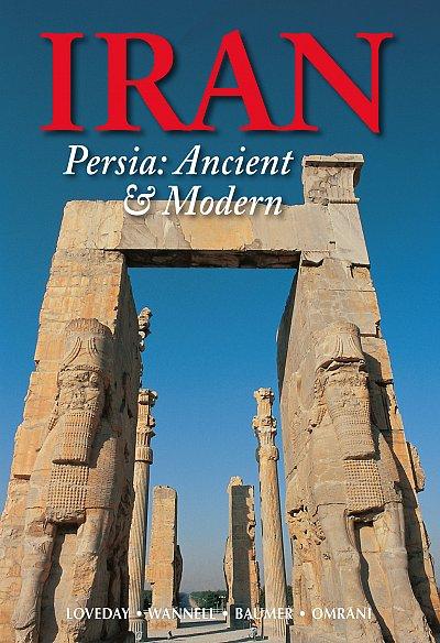 Iran 9789622178687 Loveday Odyssey   Reisgidsen Iran, Afghanistan
