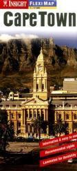 Cape Town 1:17.000 9789812582522  APA Insight Flexi Maps  Stadsplattegronden Zuid-Afrika