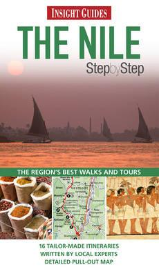 The Nile Step by Step 9789812823076  APA Insight Guides/ Engels  Wandelgidsen Egypte