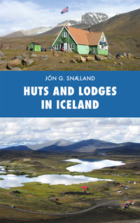 Huts and Lodges in Iceland 9789979655688  Skrudda   Hotelgidsen IJsland