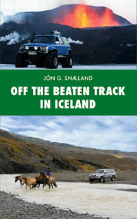 Off the beaten Track in Iceland 9789979655879  Skrudda   Reisgidsen IJsland
