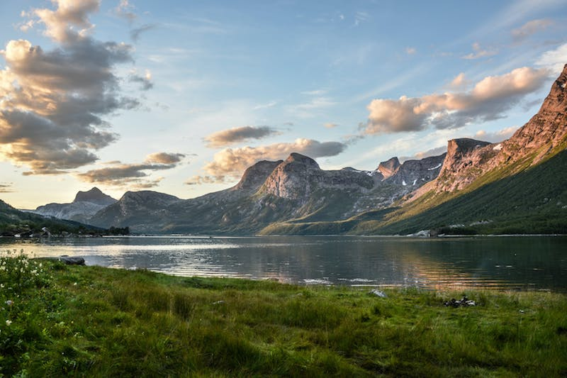 Wandelen noorwegen Fjord
