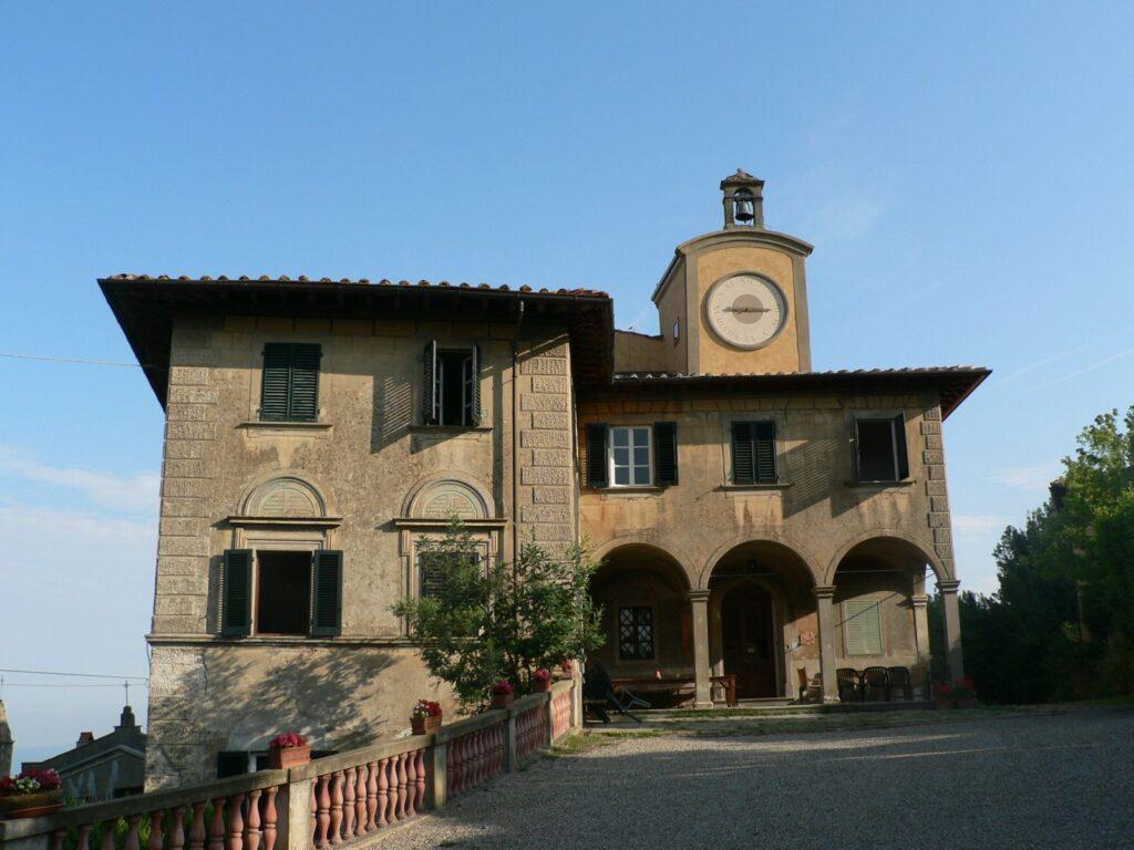Wandelen in Italië de Via Francigena